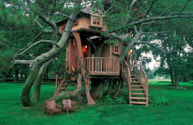 Как сделать мне ребенку дом на дереве 937