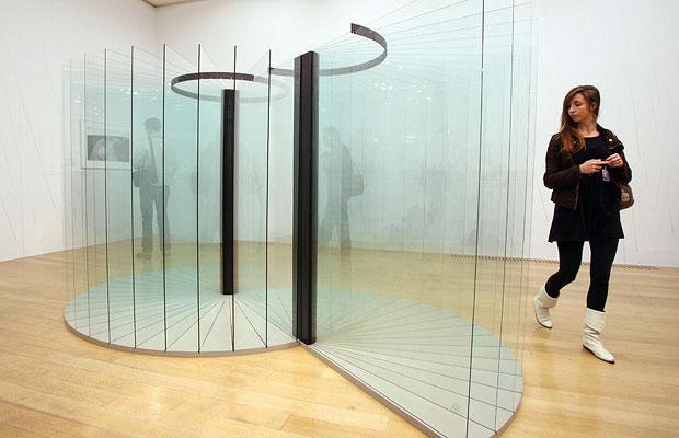 Номинанты приза Тёрнера в Tate Modern.
