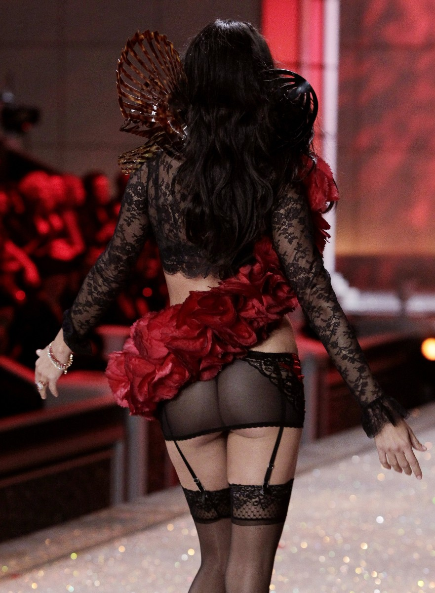 Victoria's Secret Fashion Show 2011.