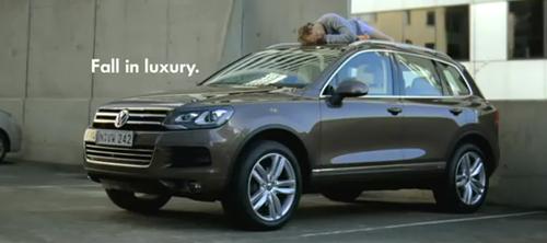 Volkswagen: Sleepwalker.