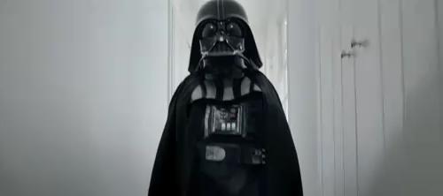 Volkswagen: Darth Vader.