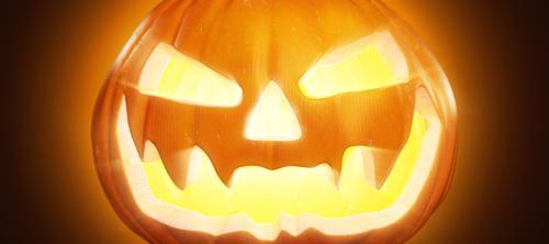 Halloween: тыквы для дизайнеров.