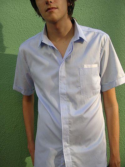 Стильная рубашка от Won Hundred