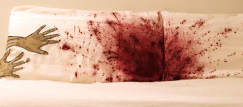 Спальное зомби-бельё.